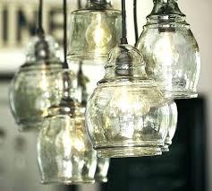 pottery barn paxton glass 8 light pendant glass 8 light pendant pottery barn hand blown glass
