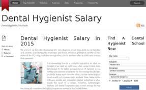 Dentalhygienist Salary Com Website