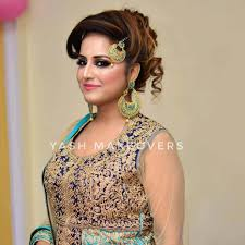 of pliments after you are dolled up by yash makeovers trust us and get the best service by the stellar bridal makeup artist as soon as possible