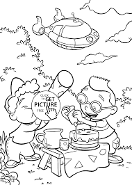 Small Picture Einsteins coloring pages for kids printable free
