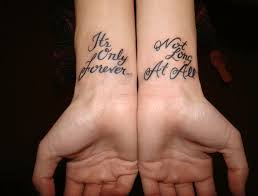 40 Short Quotes For Tattoos About Love For Him Her Classy Love Tattoos For Couples Quotes