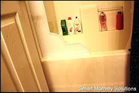 showers shower splash guard bathtub independent kitchen bath tall clear shower splash guard