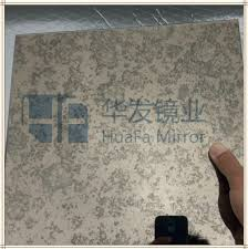 mirror with spot 3 12mm decoration wall mirror 3 5mm antique mirror glass sheet decorative mirror sheet