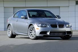 Class Or Crass? 2011 Frost Grey E90 BMW M3 Coupe Special Edition