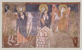 romanesque art  essay  heilbrunn timeline of art history  the  the temptation of christ by the devil