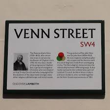 John Venn Venn Diagram Rev And Dr Venn London Remembers Aiming To Capture All