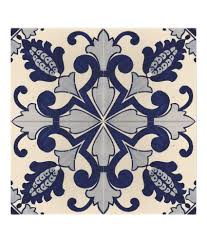 Cheap Designer Tiles De Goa Ceramics Hand Painted Designer Tiles 6 X 6 Inches