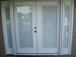 sliding doors with built in blinds blinds for french doors a way to secure and beautify sliding doors with built in blinds
