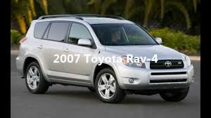2007 Toyota RAV-4 Sport AWD Walkaround, Overview - YouTube