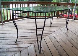 rot iron furniture. Wrought Iron Dining Room Table With Glass Top Rot Furniture