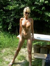 Naked Mature Outdoor Tumblr