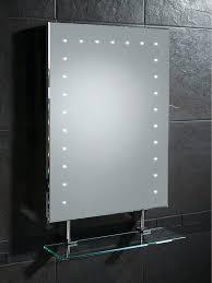 bathroom fixture pink arch box rustic wood lodge led mirror glass