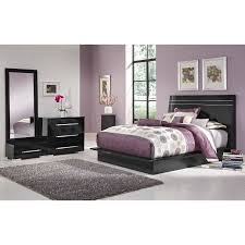 f small master bedroom decorating ideas exclusive black lacquer bed frames and glossy black dresser with vertical mirror also sweet purple wall paint black lacquer furniture paint