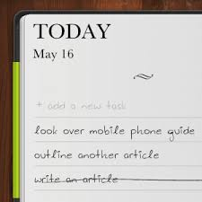 Do It Tomorrow Is An Extremely Simple Online To Do List