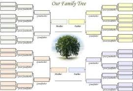 12 Generation Family Tree Sample Not Providing For Your Own