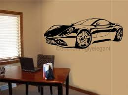 sports office decor. Trendy Office Ideas Sports Car Race Interior: Full Size Decor U