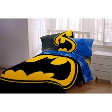 Photo 4 of 10 DC Batman 'Gotham Justice' Zip It Bedding Set With Pillowcase  - Walmart.com