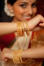 gold bangles jasmine flowers south indian ness it s all about the bangles