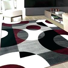black area rugs rug white red and home adobe brown grey 8x10 a
