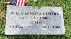 Willa Lenora Wade Kentra (1931-2015) - Find A Grave Memorial