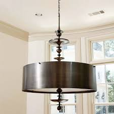 global views lighting turned pendant antique bronze small chandelier