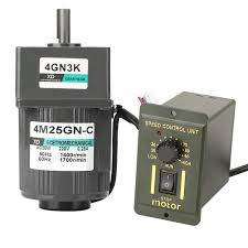 <b>4M25GN C AC</b> 220V 25W Single Phase <b>Gear</b> Head <b>Motor</b> with CW ...