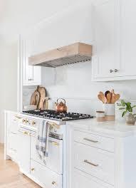 all white kitchen designs. Image. Courtesy Of Tessa Neustadt. Accent An All-white Kitchen All White Designs A