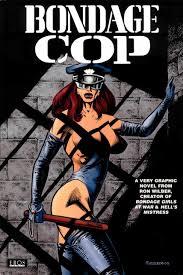 Adult bondage graphic novels
