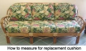 wicker replacement cushions. Delighful Replacement How To Measure For Wicker Furniture Replacement Cushions Throughout Wicker Replacement Cushions R