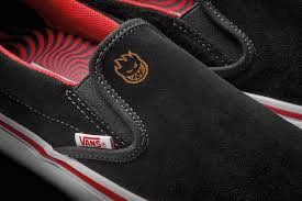 spitfire x vans. surpassing north face, vans are now the fastest and largest brand for parent vf corporation. spitfire x i