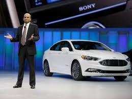 ford president car. a rising star at ford president car