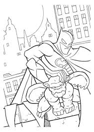 Nobody appreciates good gothic architecture. 30 Free Batman Coloring Pages Printable