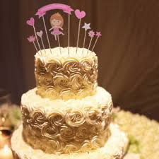 Happy Birthday Cake Decor Cupcake Pick Baby Girl Birthday Party Cake