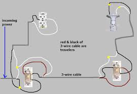 3 way switch to always hot receptacle wiring trouble 3 Wires To Outlet 3 way switch to always hot receptacle wiring trouble new bitmap 3 sets of wires to 1 outlet