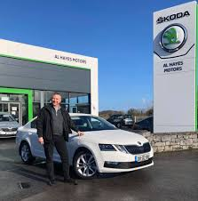 Congratulations to Noel who picked up... - Al Hayes Motors Skoda | Facebook