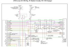 lexus es factory amplifier bypass i need some schematics attached images
