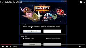 Angry Birds Star Wars Hack Crystls Coins Hack Tool Free Download 2015 -  video Dailymotion