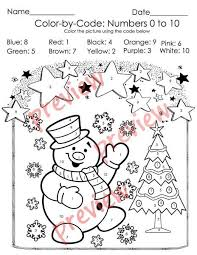 We have lots of great colouring pages for you to have fun practising english vocabulary. Christmas Color By Code Christmas Coloring Pages Numbers 1 10 Activit Christmas Coloring Pages Free Christmas Coloring Pages Merry Christmas Coloring Pages