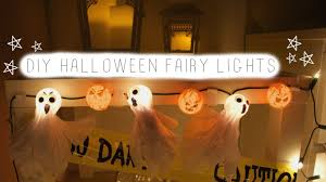 Diy Halloween Light Show Quick And Easy Halloween Fairy Lights Diy Think Meg