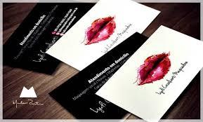 makeup artist business card free