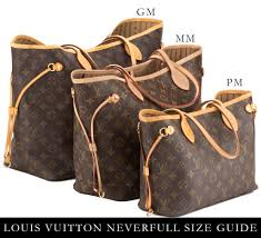Louis Vuitton Neverfull Size Chart Image Result For Measurements Louis Vuitton Neverfull Gm