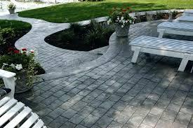 Concrete Patio Designs Layouts Ideas Manufactured Source A D C