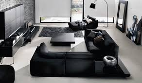 black and white modern furniture. Furniture Awesome Ideas Black And White Living Room For Your Home Magnificent Contemporary Modern O