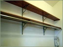 closet rod and shelf shelf with rod closet rod and shelf closet rod and shelf photo closet rod and shelf