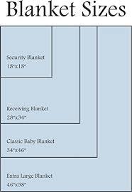 Baby Blanket Size Chart. Full Image For David Fussenegger Baby ... & amazoncom minky baby blanket with whale appliqu 18 Adamdwight.com