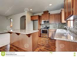 Kitchen Island Tops Kitchen Room Interior With Brown Cabinets Kitchen Island Granite