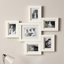 amusing wall display ideas collection of connected photo frame