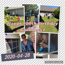 Loved ones help Grifton woman celebrate 100ths birthday, at a distance | |  reflector.com