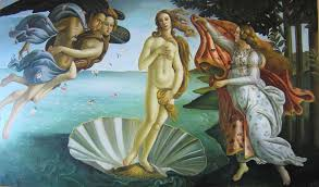 the birth of venus painting the birth of venus by copy of botticellis