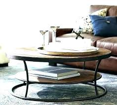 tanner coffee table tanner round